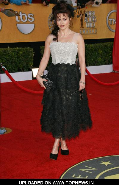 Helena Bonham Carter at 17th Annual Screen Actors Guild Awards - Arrivals