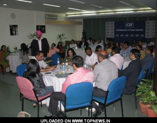 CII-LM Thapar Centre for Competitiveness for SMEs organizes Executive Programme at New Delhi