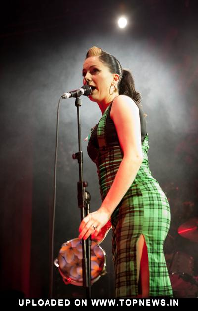 Imelda May in Concert at the Roundhouse in Camden - March 17, 2011