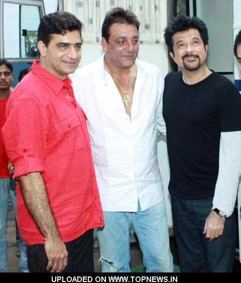Anil Kapoor And Sanjay Dutt Launch of Double Dhamaal