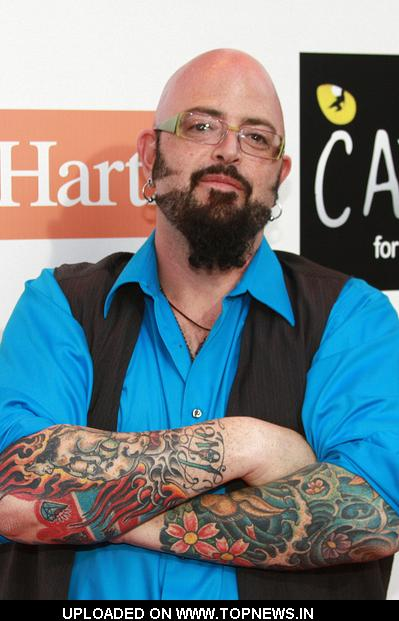 Jackson galaxy at cats for cats a charity musical benefit for Jackson galaxy images