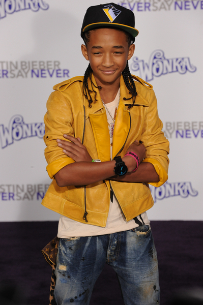 "Jaden Smith at ""Justin Bieber: Never Say Never"" Los Angeles Premiere - Arrivals"