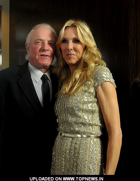 James Caan and Alana Stewart at 26th Annual Odyssey Ball - Arrivals