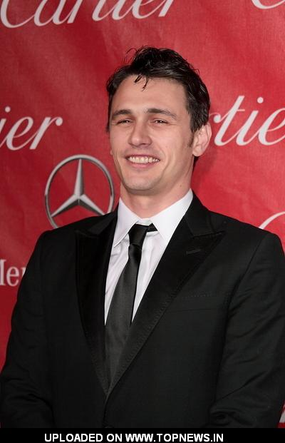 James Franco at 2011 Palm Springs International Film Festival Awards Gala - Arrivals