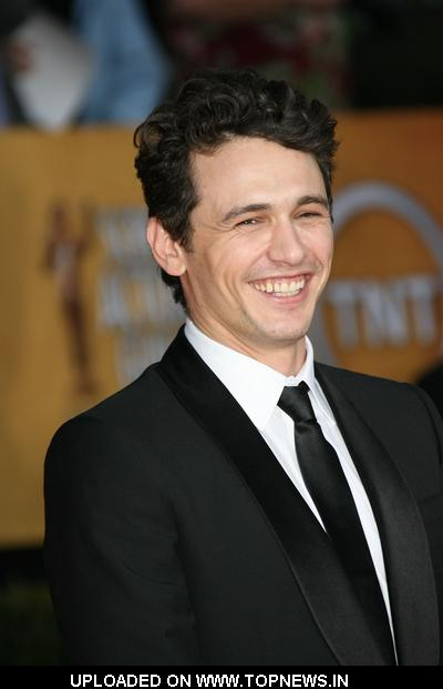 James Franco at 17th Annual Screen Actors Guild Awards - Arrivals