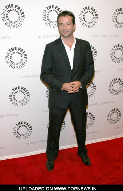 "James Purefoy  at NBC's ""The Philanthropist"" New York City Premiere - Arrivals"