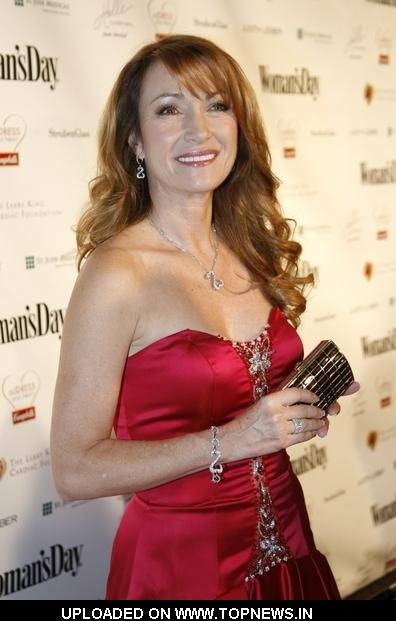 Jane Seymour at 7th Annual Woman's Day Red Dress Awards - Arrivals