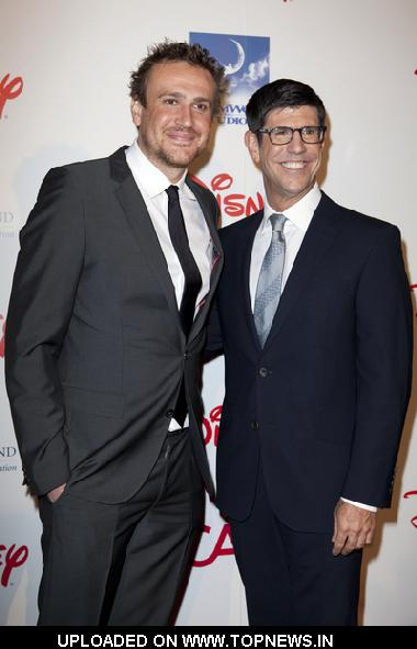 Jason Segel and Rich Ross at Stars 2011 Gala to Benefit the Fulfillment Fund - Arrivals