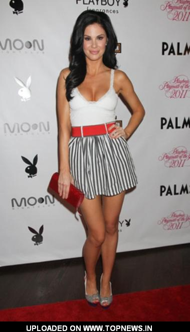 Jayde Nicole at Playboy's 2011 Playmate of the Year Celebration