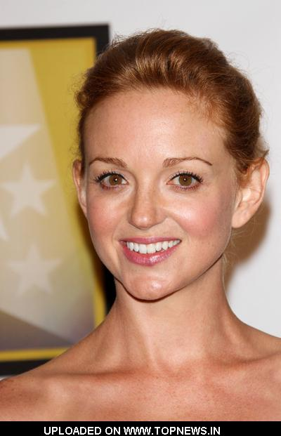 Jayma Mays at 2011 Critics' Choice Television Awards - Arrivals