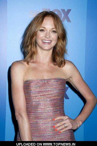 Jayma Mays at 2011 Fox Upfront - Arrivals