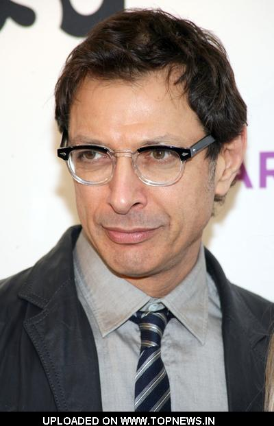 """Jeff Goldblum at USA Network and Vanity Fair's """"American Character: A Photographic Journey"""" Gallery Opening - Arrivals"""