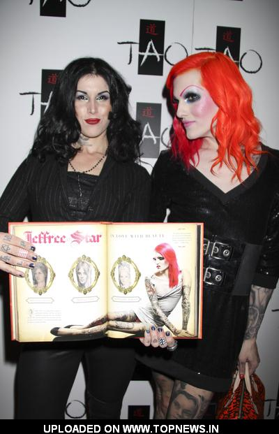 "Event:Kat Von D Celebrates the Launch of Her New Book ""High Voltage Tattoo"""