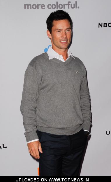 Jeffrey Donovan at NBC/Universal Cable Shows 2010 - Arrivals