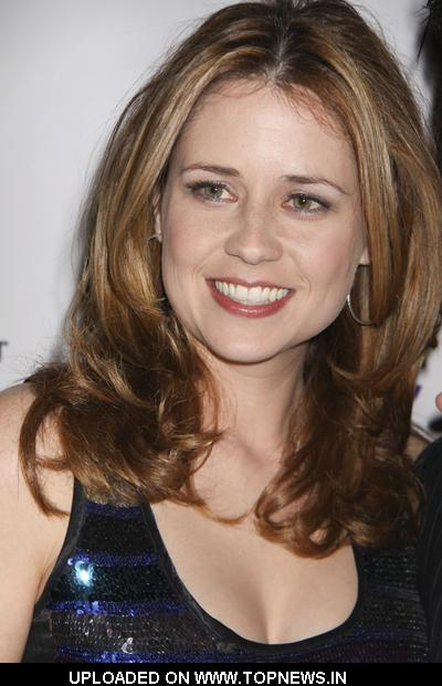 Jenna Fischer Celebrates Her 35th Birthday at PRIVE Las Vegas on March 28, 2009