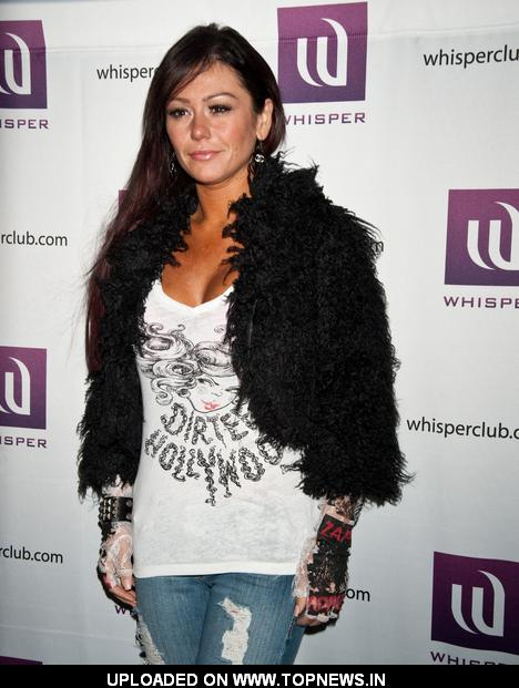"Jenni ""JWoww"" Farley Hosts Whisper Nightclub in Philadelphia on March 24, 2011"