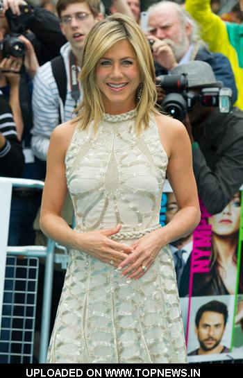 Jennifer Aniston at the 'Horrible Bosses' UK Premiere