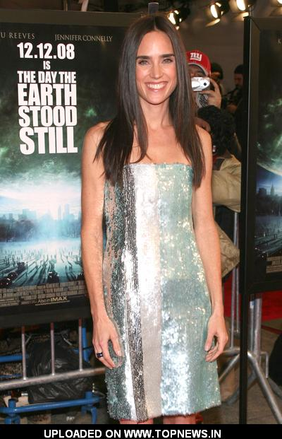"Jennifer Connelly at ""The Day the Earth Stood Still"" New York Premiere - Arrivals"