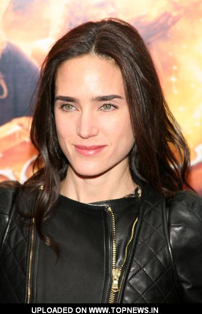 "Jennifer Connelly at ""Inkheart"" New York Premiere - Arrivals"