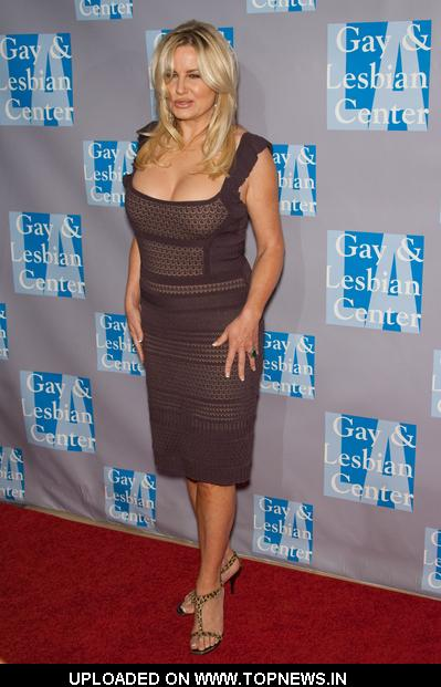 Jennifer Coolidge at An Evening with Women: Celebrating Art, Music and Equality - Arrivals