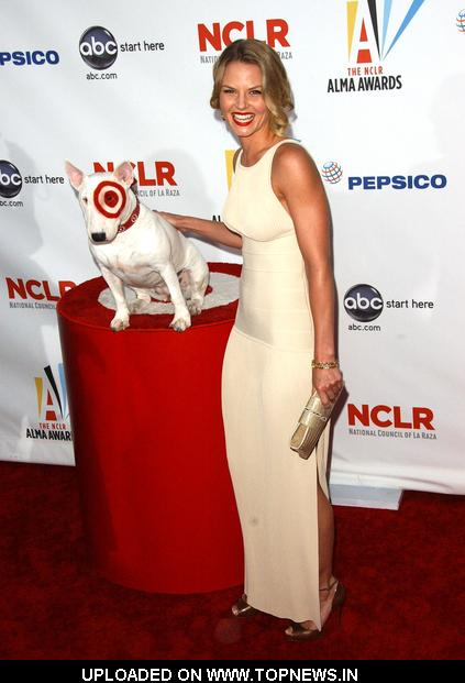Jennifer Morrison at 2009 NCLR ALMA Awards - Arrivals