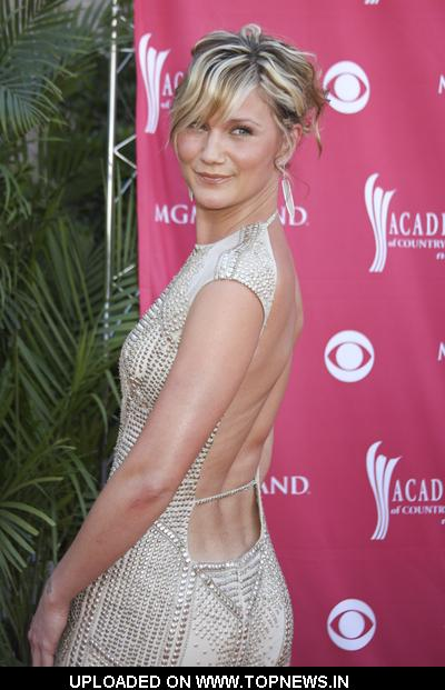 Jennifer Nettles at 43rd Academy Of Country Music Awards - Arrivals