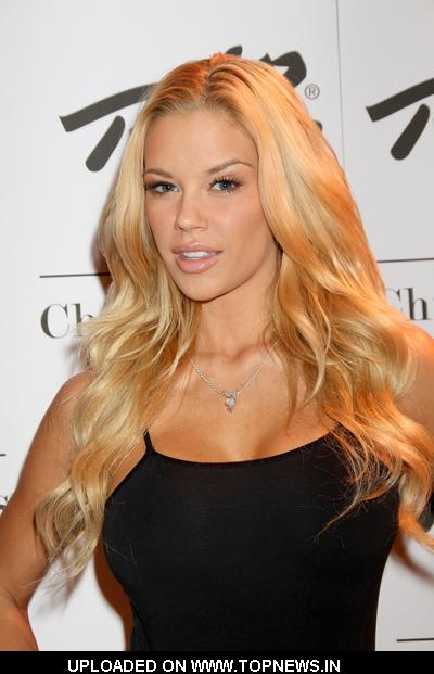 Event: Playboy Playmate and Miss July 2011 Jessa Lynn Hinton Visits