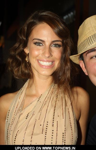 Jessica Lowndes at 2011 Entertainment Weekly and Women in Film Pre-Emmy Party - Departures