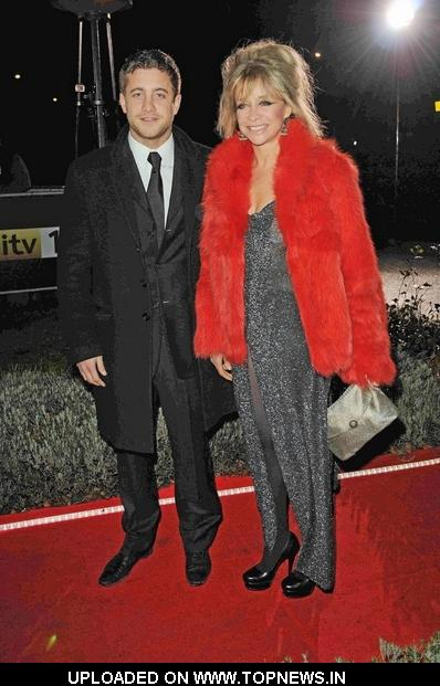 Jo Wood at A Night of Heroes: The Sun Military Awards - Outside Arrivals