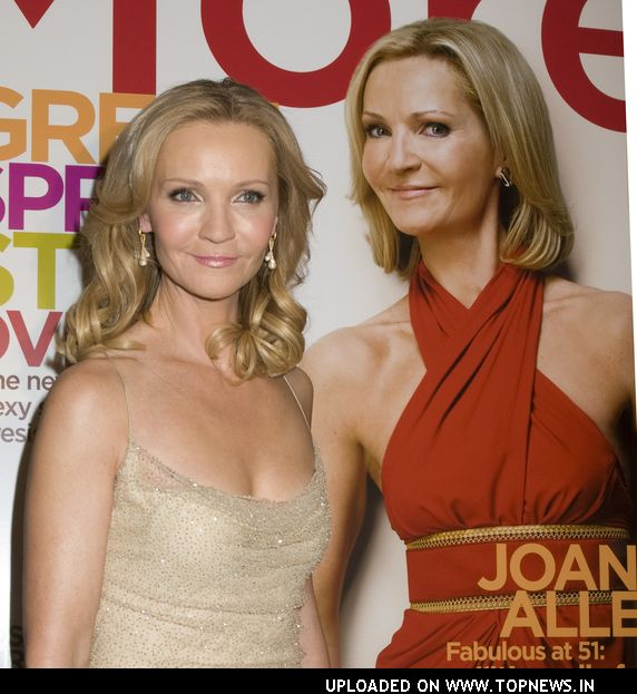 Joan Allen At Th Annual More