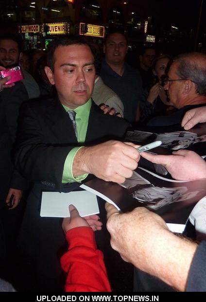 """Joe Lo Truglio at """"Paul"""" Los Angeles Premiere - Departures"""