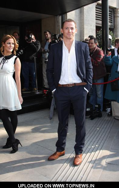 Joe Swash at TRIC Awards 2011 - Arrivals