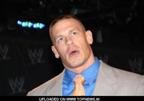 new images of john cena. John Cena at 2011 WWE