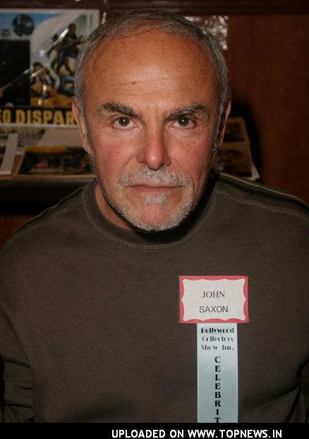 John Saxon at 2008 Winter