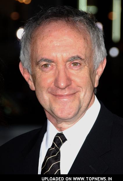 jonathan pryce pope francis