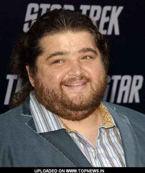 "Jorge Garcia   at ""Star Trek"" Los Angeles Premiere - Arrivals"