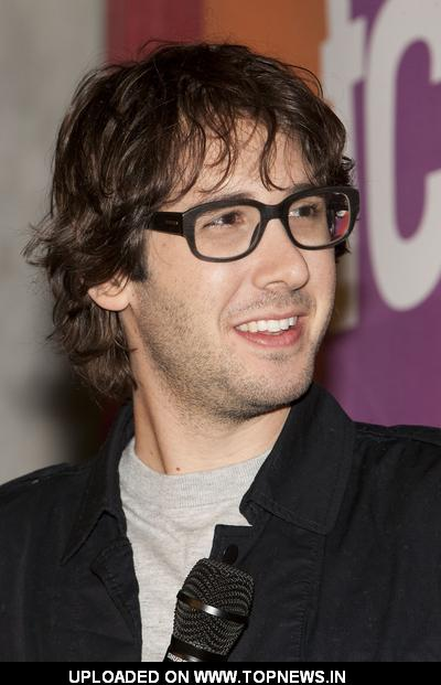 Josh Groban Autograph Session Promoting His Latest CD 'Illuminations' and the Presentation of His Certified Canadian