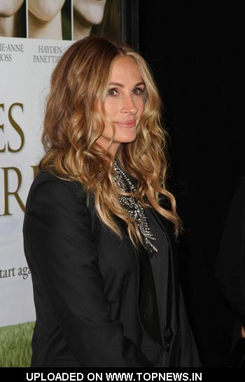 Julia Roberts at the 'Fireflies in the Garden' Los Angeles Premiere