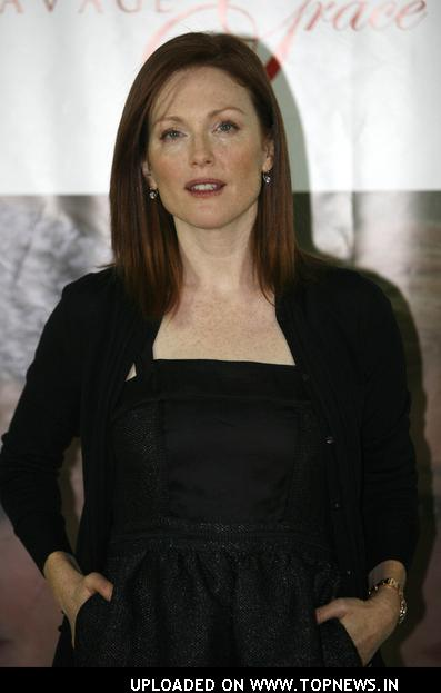 julianne moore. Julianne Moore at quot;Savage