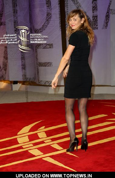 Julie Ferrier at 11th Annual Marrakech International Film Festival - Opening Ceremony