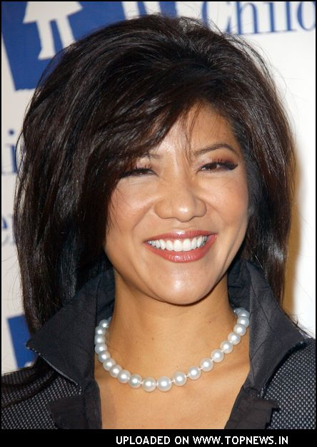 Julie Chen - New Photos