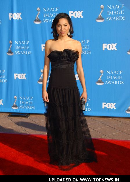 Jurnee Smollett at The 39th NAACP Image Awards - Arrivals ...