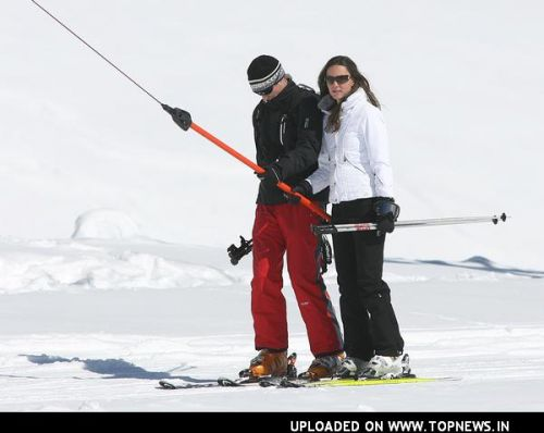 prince william kate middleton skiing. Event: Prince William and Kate
