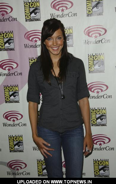 Katie Cassidy at WonderCon - Day 3