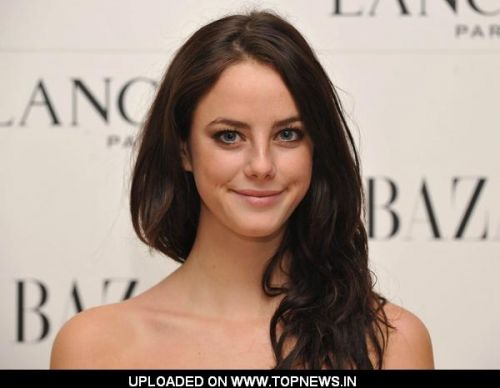 Kaya Scodelario at Lancome and Harper's Bazaar PreBAFTA Party Hosted by