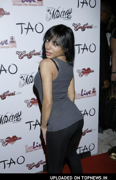 Kayla Starr at 3rd Annual Diva Las Vegas with Special Mistress Couture Fashion Show Hosted by Tera Patrick