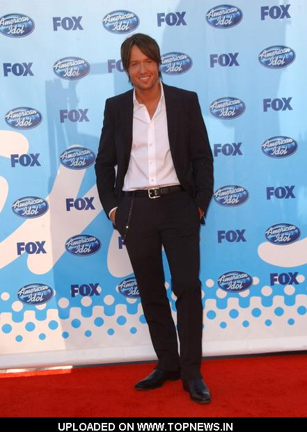 Keith Urban at 2009 American Idol Finale - Arrivals