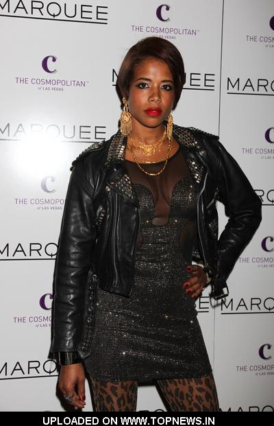"Kelis Hosts ""Marquee Mondays"" Marquee Nightclub in Las Vegas"