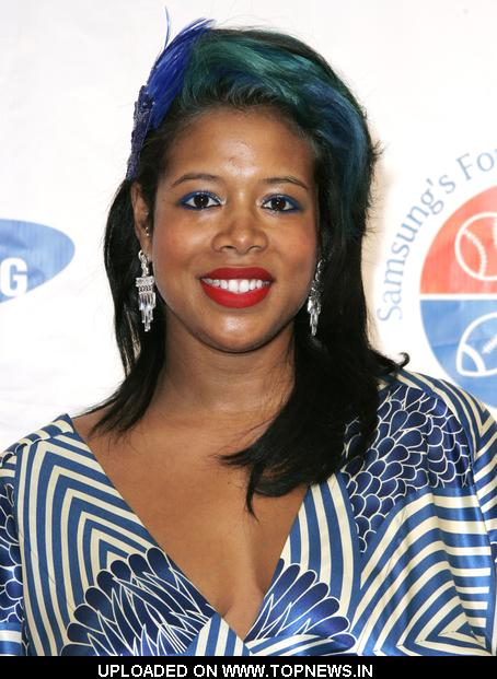 Kelis  at 8th Annual Samsung Four Seasons of Hope Gala - Arrivals