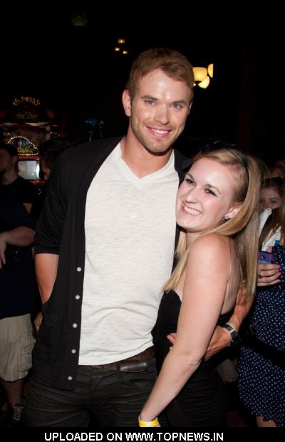 Krista McBride at Kellan Lutz Hosts The Official Launch Of Dylan George & Co. and Abbot + Main Spring 2012 Collections